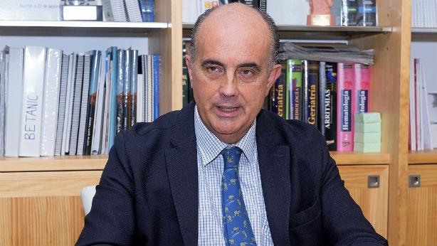 Antonio Zapatero, presidente de Facme