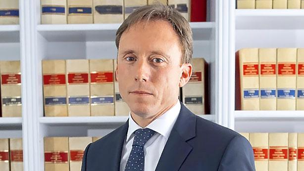 Carlos Sardinero García, Director de Sardinero Abogados. Doctor en Derecho y Medicina