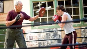 Fotograma de 'Million Dollar Baby'