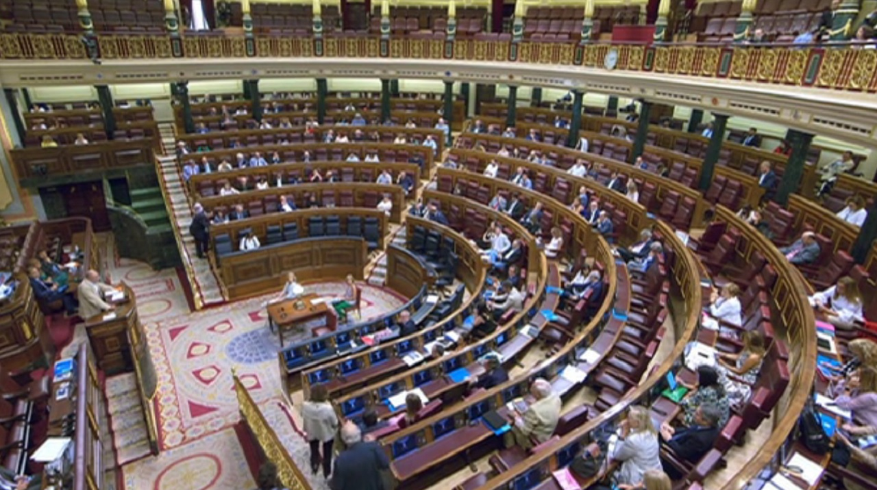 Sanidad universal: el Congreso convalida el decreto aprobado por el ...