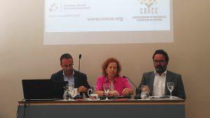 Presentación del informe sobre transparencia en investigación animal de la Cosce
