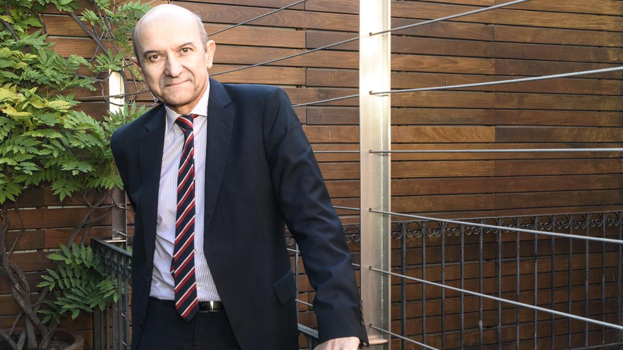 Miguel Ángel Mart�nez-González, jefe del Departamento de Medicina Preventiva y Salud Pública de la UNAV, y autor de 'Salud a ciencia cierta'