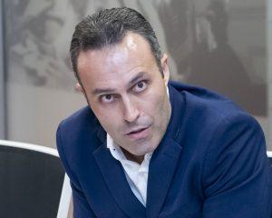 Carlos Arana Molina, especialista en Endocrinolog�a y Nutrición del Hospital Virgen de las Nieves