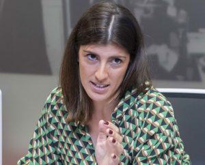 Marta Guillán Rodr�guez, neuróloga y coordinadora de la Unidad de Ictus del Hospital Universitario Rey Juan Carlos, de Madrid
