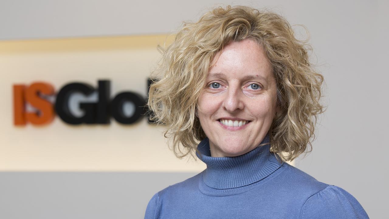 Carlota Dobaño, investigadora de ISGlobal.