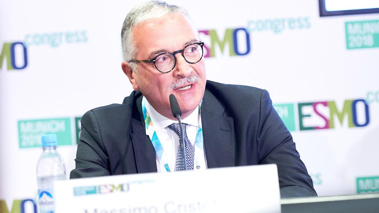 Massimo Cristofanilli, de la Facultad de Medicina Feinberg, de Chicago, Estados Unidos