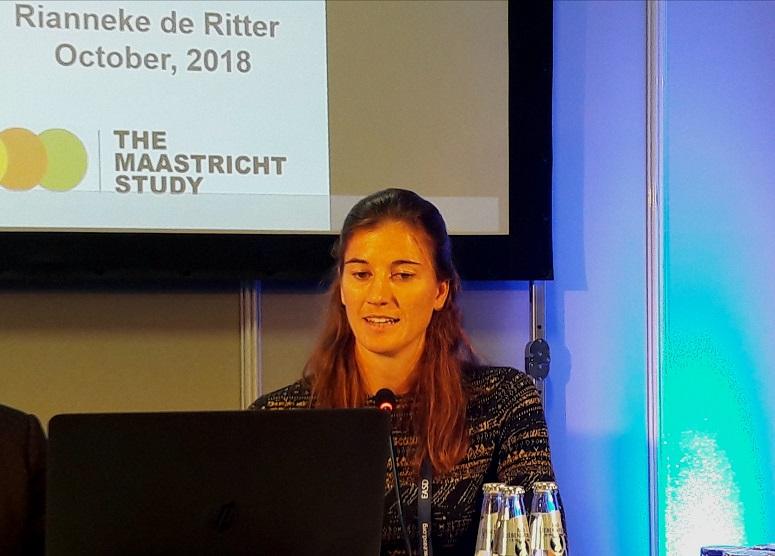 Rianneke de Ritter, de la Universidad de Maastricht.