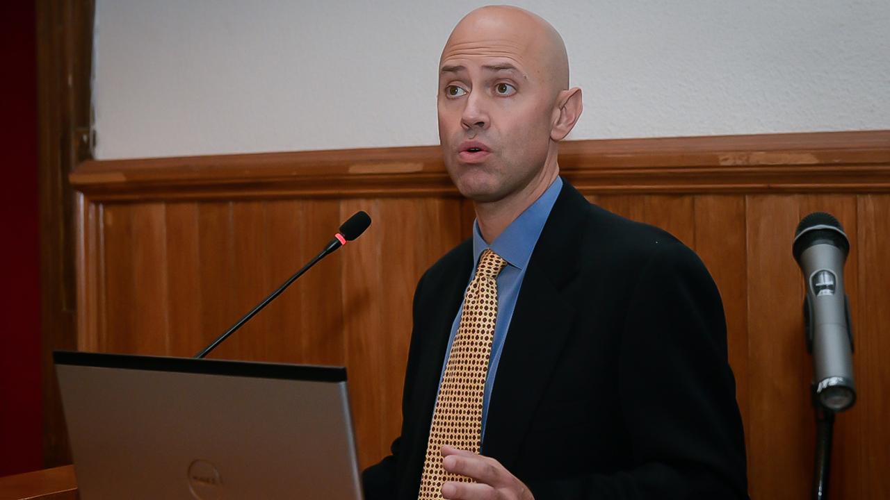 Carlos Mar�n, miembro de la Sociedad Española de Radiolog�a Médica (SERAM) y radiólogo pediátrico del Hospital General Universitario Gregorio Marañón de Madrid.