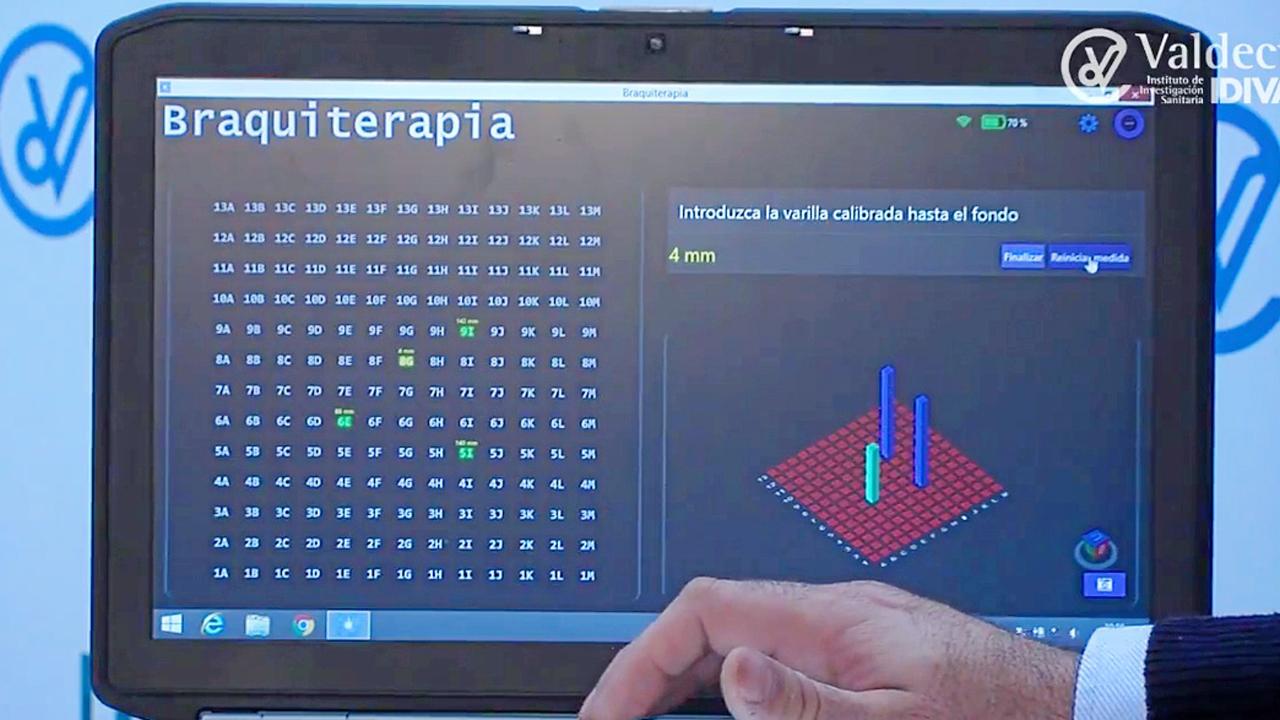 Idival: I+D desarrollada a partir del entorno sanitario