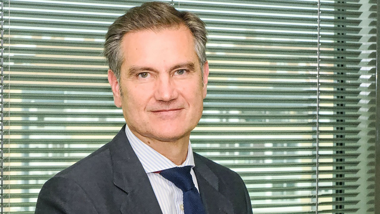 Juan Sanabria, presidente de Philips Ibérica.