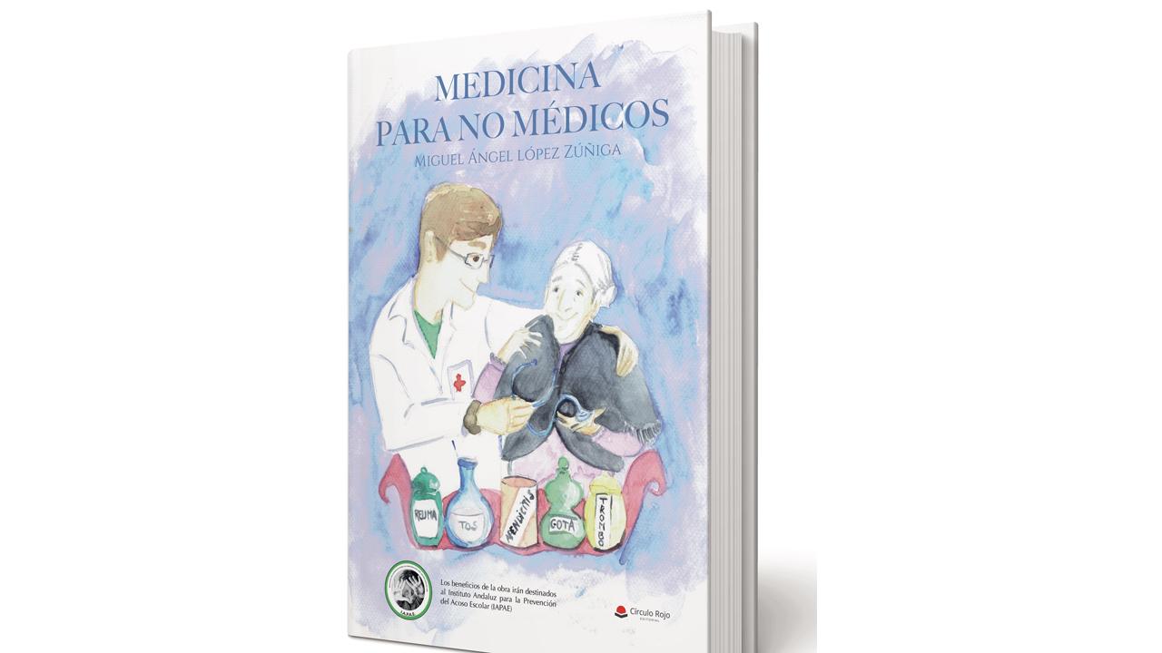 Miguel Ángel López Zúñiga, residente de Medicina Interna en el Complejo  Hospitalario de Jaén, ha escrito un libro en el que, mediante pacientes  ficticio, ...