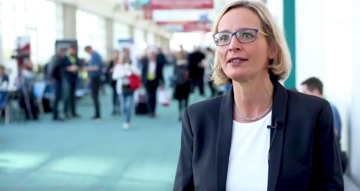 Viola Poeschel, oncohematóloga de la Facultad de Medicina Saarland de Homburg/Saar, en Alemania.
