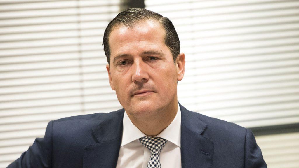 Javier Anitua,director general de la fundación Mylan