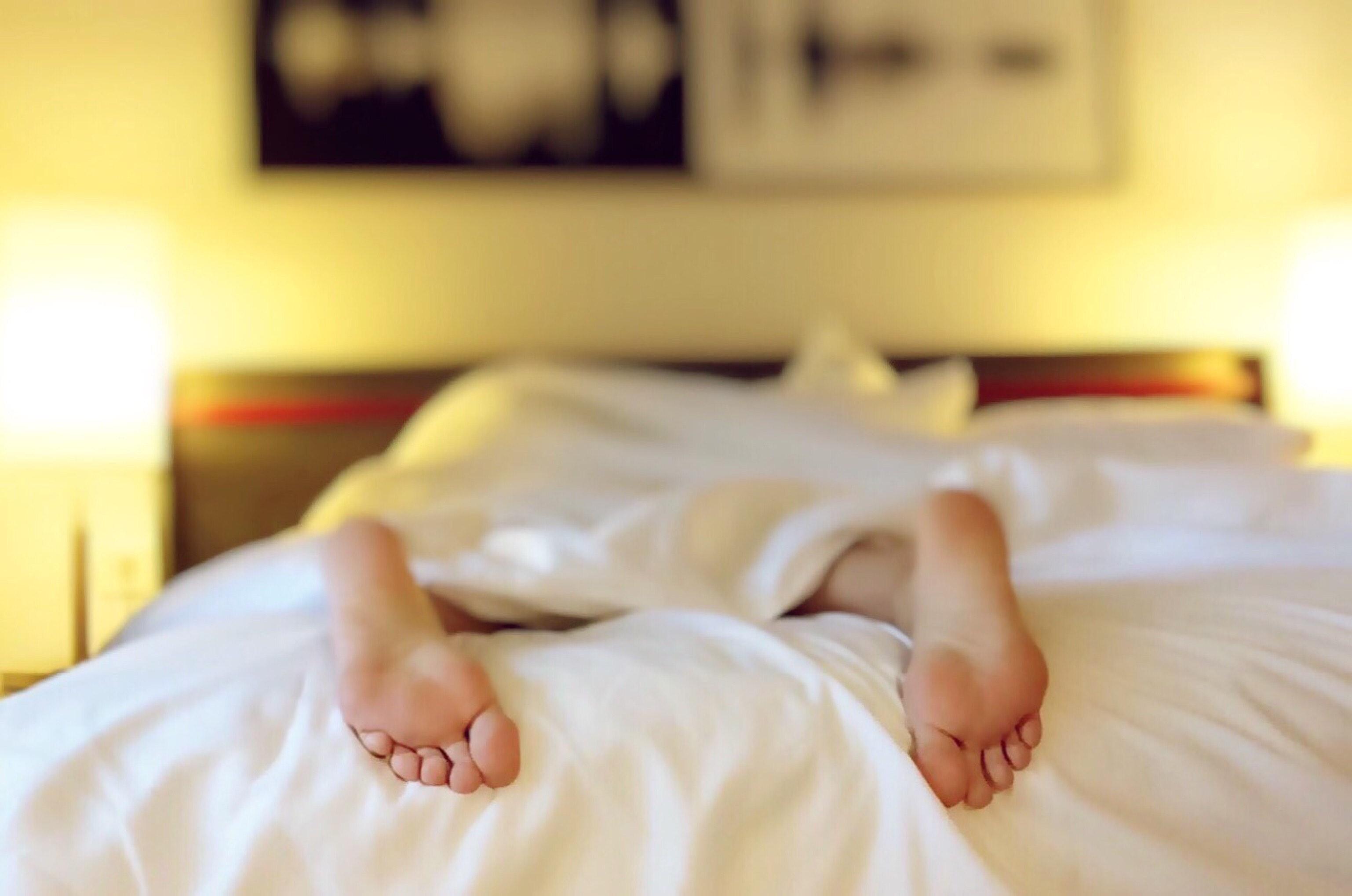 La Sociedad Española del Sueño advierte del impacto en la salud del insomnio.