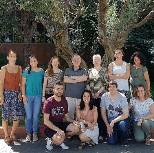 Grupo de Investigación de Virus Entéricos de la UB.