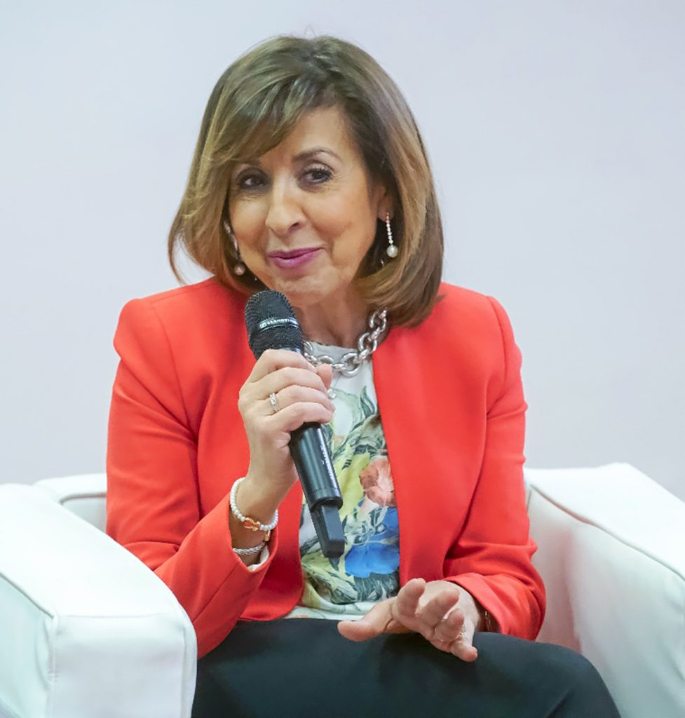 Carmen González Madrid, presidenta ejecutiva de la Fundación Merck Salud