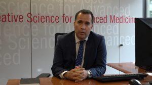 David Beas, vicepresidente de Aelmhu y director general de Actelion.