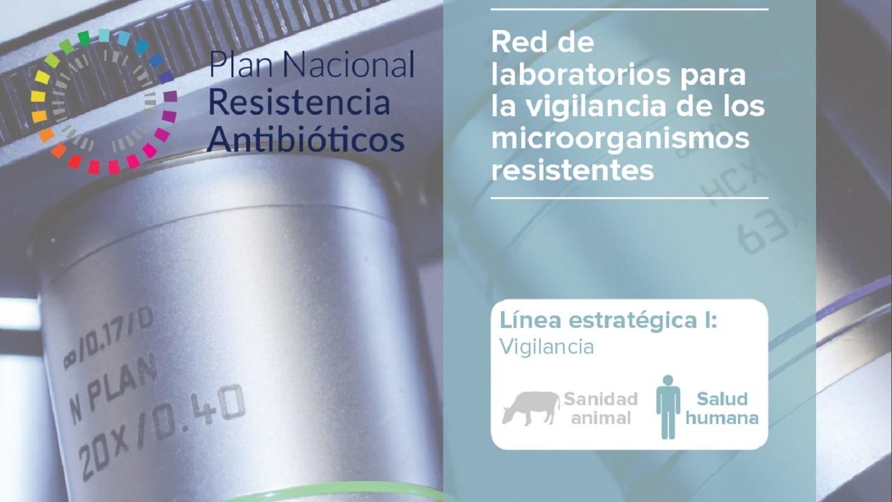 Red de laboratorios para la vigilancia de los microorganismos resistentes