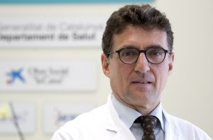Montalbán, director del Centro de Esclerosis Múltiple de Cataluña.