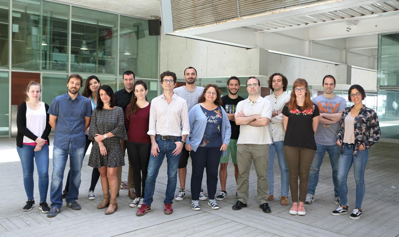 Grupo de investigación dirigido por Luciano Di Croce.