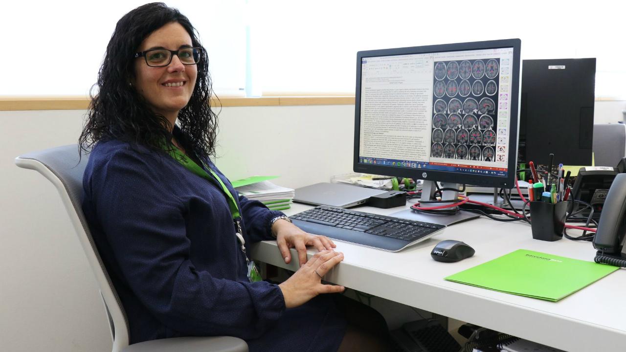 Marta Crous-Bou, investigadora principal del estudio que se realiza en el BBRC.
