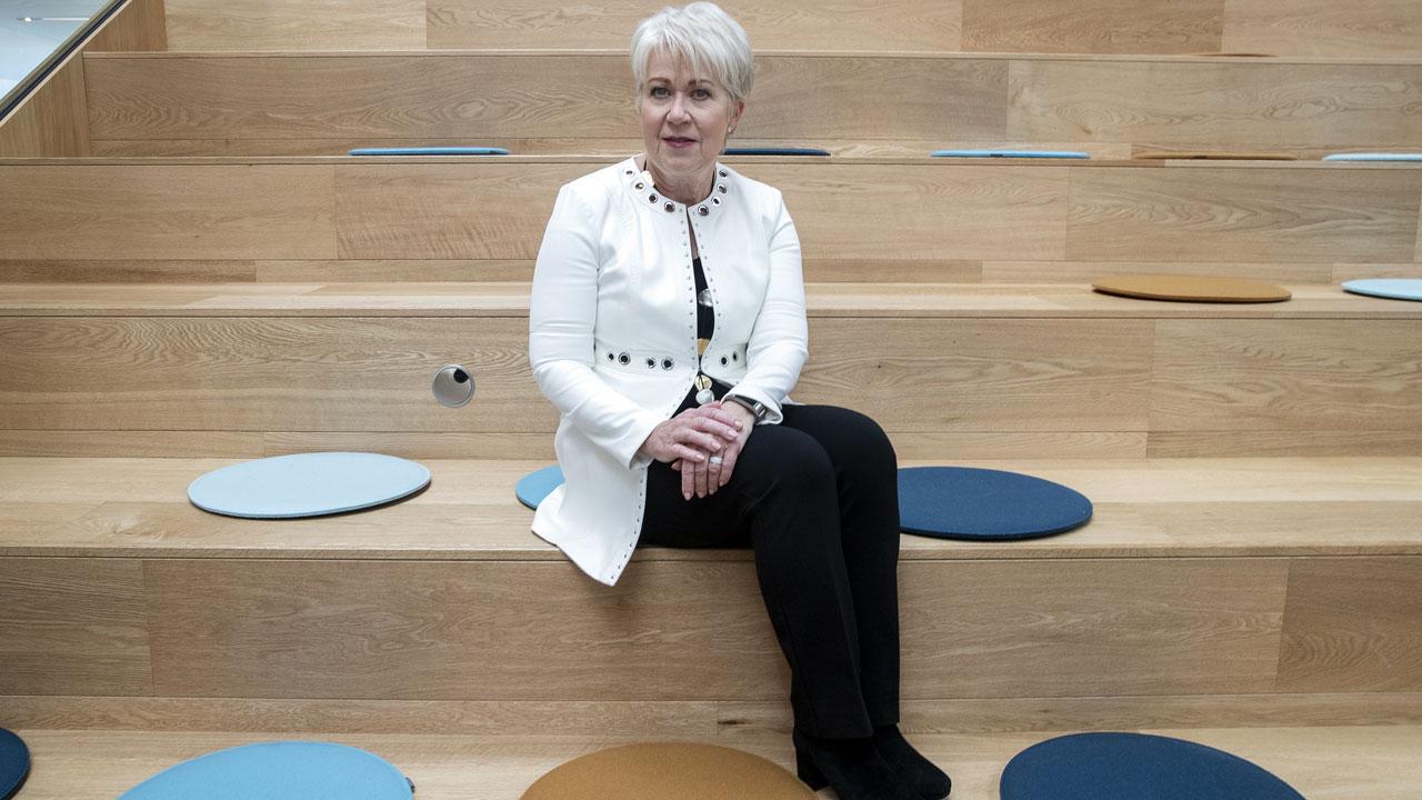 Carole Robinson, Profesora emérita de la Universidad de British Columbia, en Canadá,