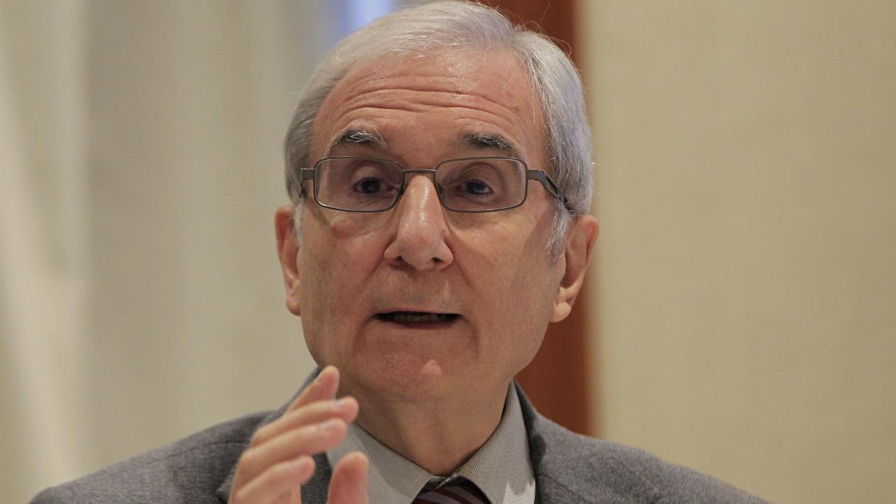Pedro Mata, coordinador del estudio y presidente de la Fundación española de HF.