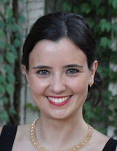 Inés Eiriz, del Hospital Profesor Doutor Fernando Fonseca de Amadora (Portugal).