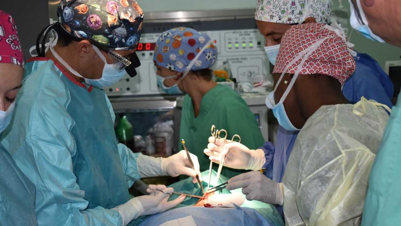 Operación de próstata con robot Verona Italia