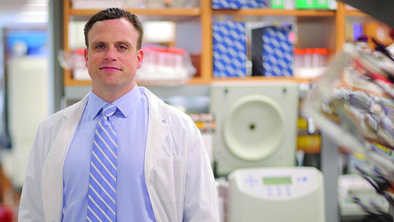 Chris Mason, profesor en la Universidad Weill Cornell, investigador del estudio.