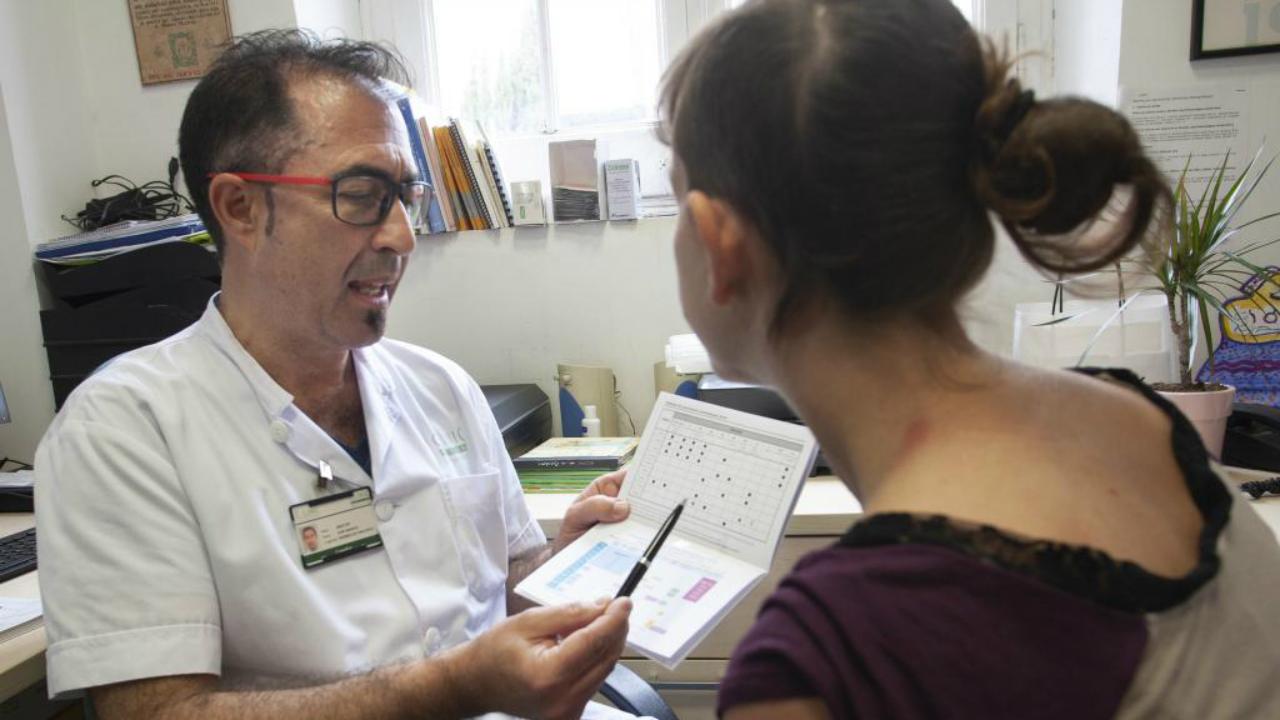 José Manuel Rodríguez-Miguélez, pediatra del Servicio de Neonatología del Hospital Clínico-Maternidad, en Barcelona.