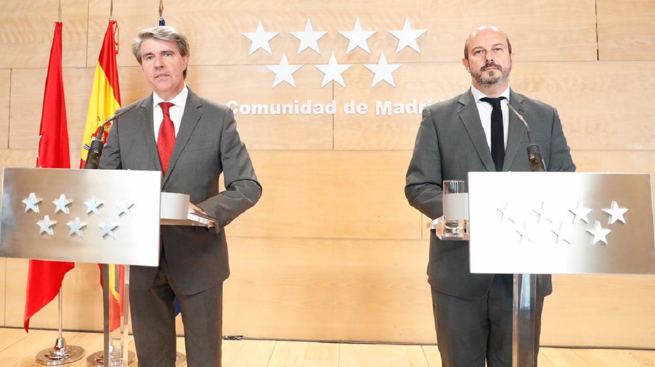 Consejo de Gobierno de la Comunidad de Madrid
