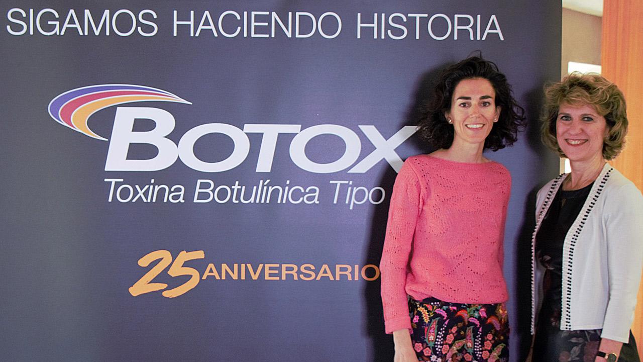 La neuróloga Patricia Pozo-Rosich y la rehabilitadora Susana Moraleda.