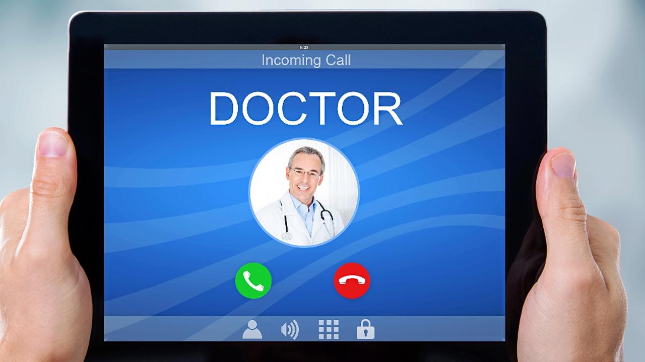 Resultado de imagen para videoconsulta medica