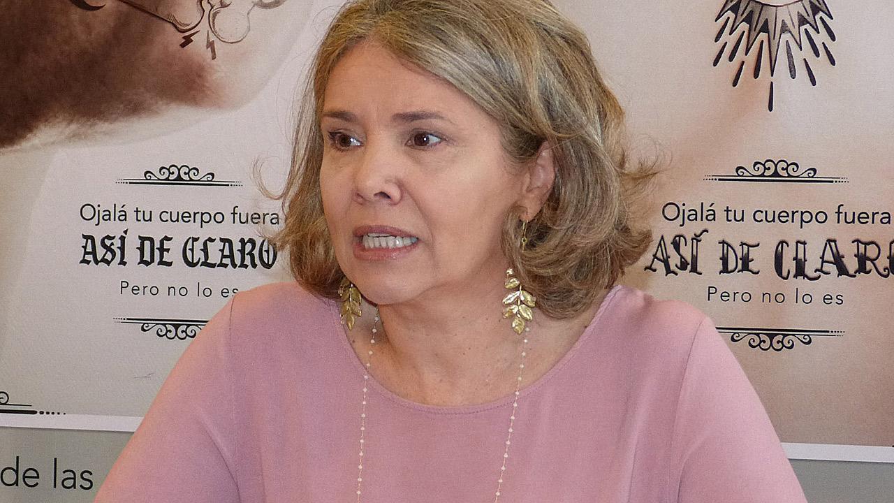 Pilar Trenor, presidenta del comité organizador local del congreso de la SER.