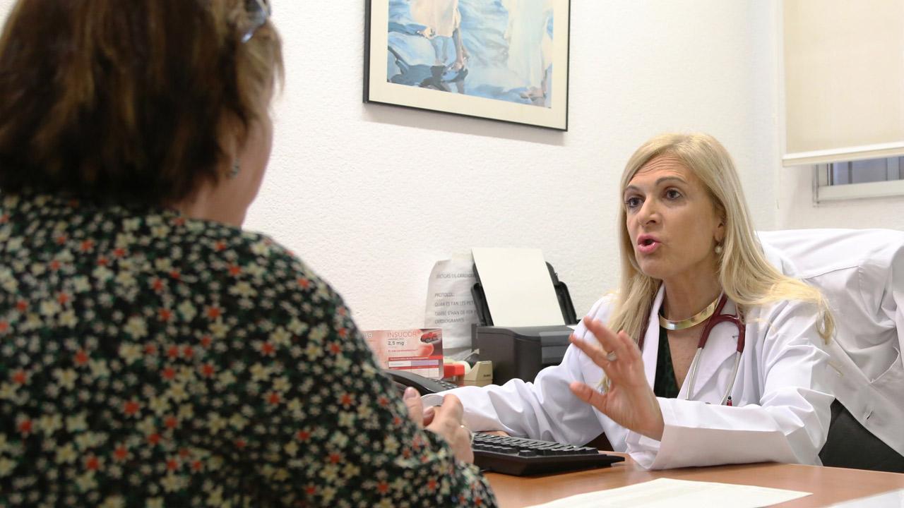 Antonia Sambola, cardióloga del Hospital Valle de Hebrón de Barcelona.