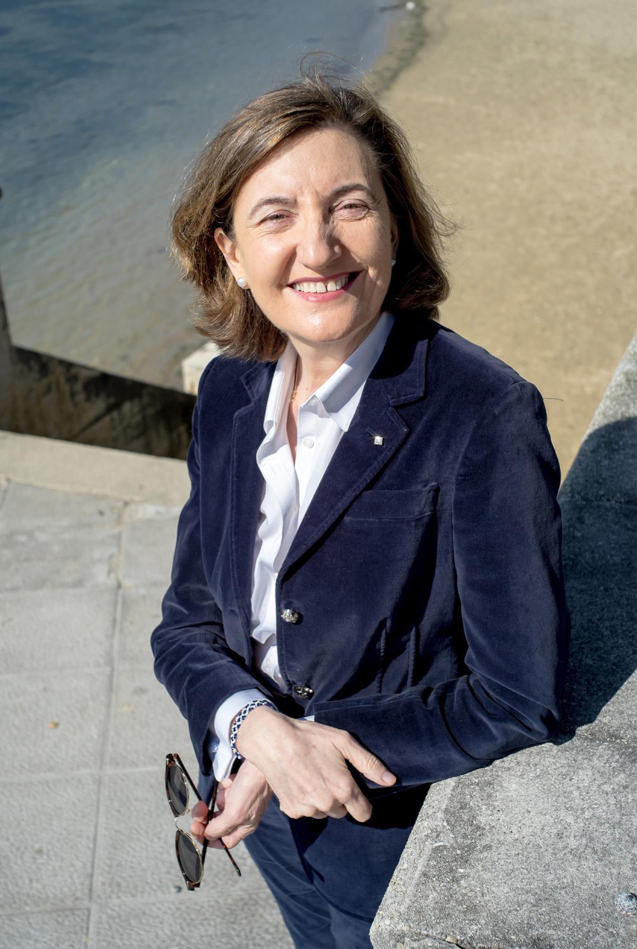 Marisa Crespo, directora de la Unidad de Insuficiencia Cardiaca y Trasplante del Complejo Hospitalario de La Coruña.