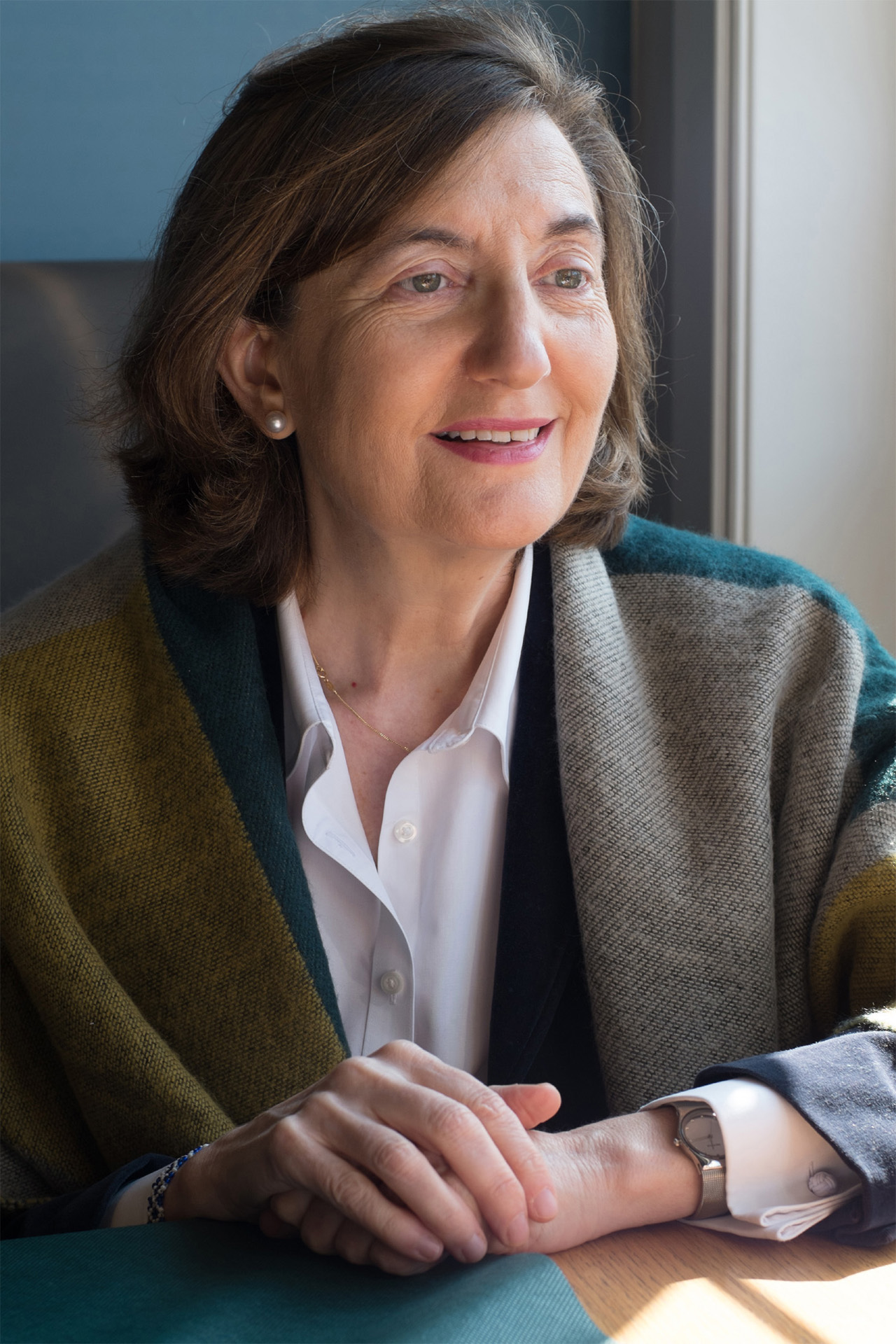 Marisa Crespo Leiro, directora de la Unidad de Insuficiencia Cardiaca y Trasplante del Complejo Hospitalario de La Coruña.