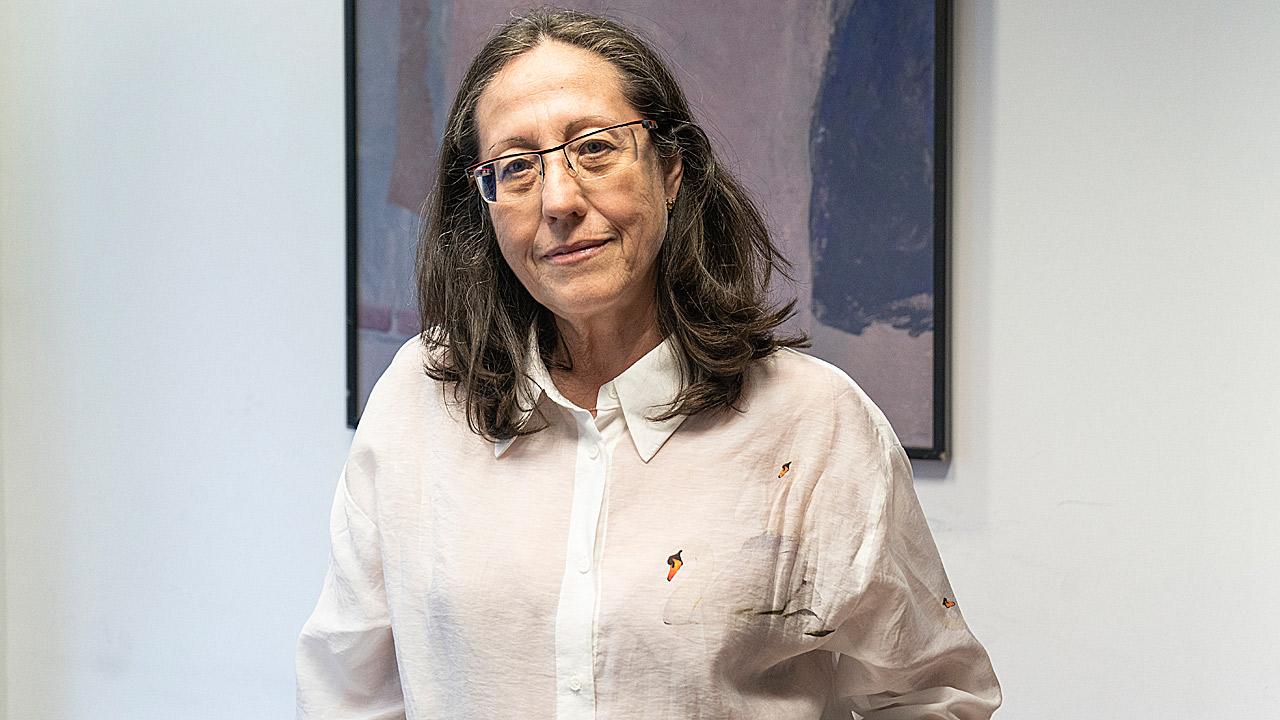 Inmaculada Roldán, coordinadora del Grupo de Trombosis Cardiovascular de la Sociedad Española de Cardiología