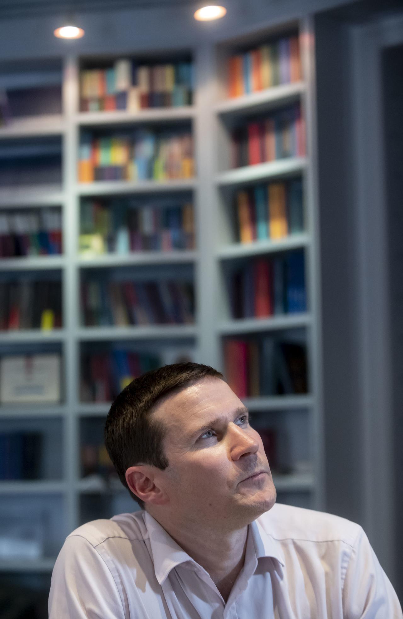 Gavin Francis, médico de familia y autor de 'Mutatio Corporis'.