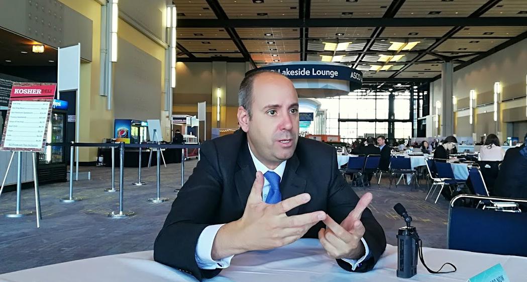 Javier Cortés, jefe del Servicio de Oncología Médica del Hospital Ruber Internacional y de Quirón Barcelona.