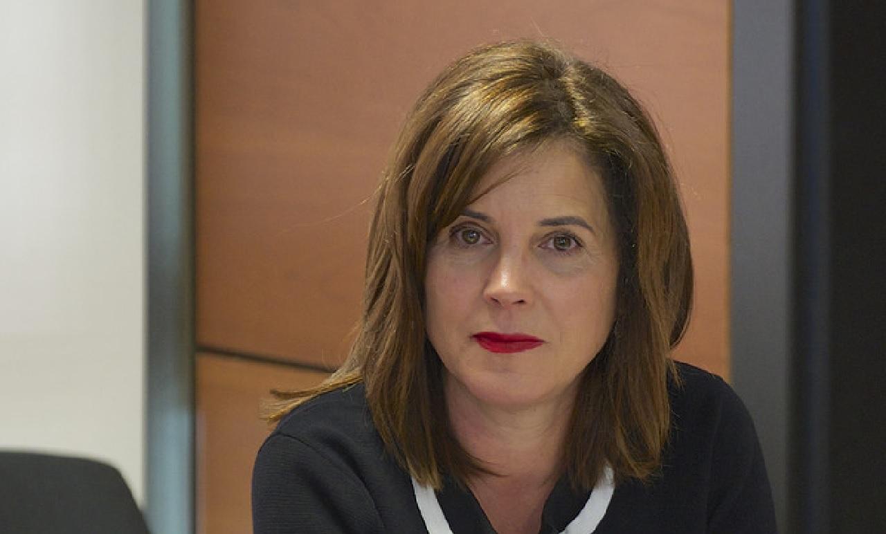 Teresa Cruz Oval, consejera de Sanidad de Canarias