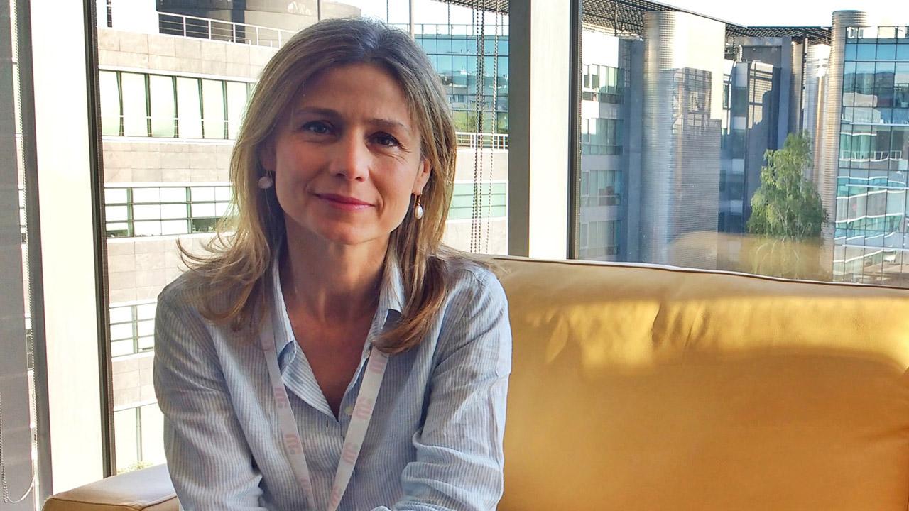 María Jesús Lamas, directora de la Agencia Española de Medicamentos y Productos Sanitarios (Aemps).