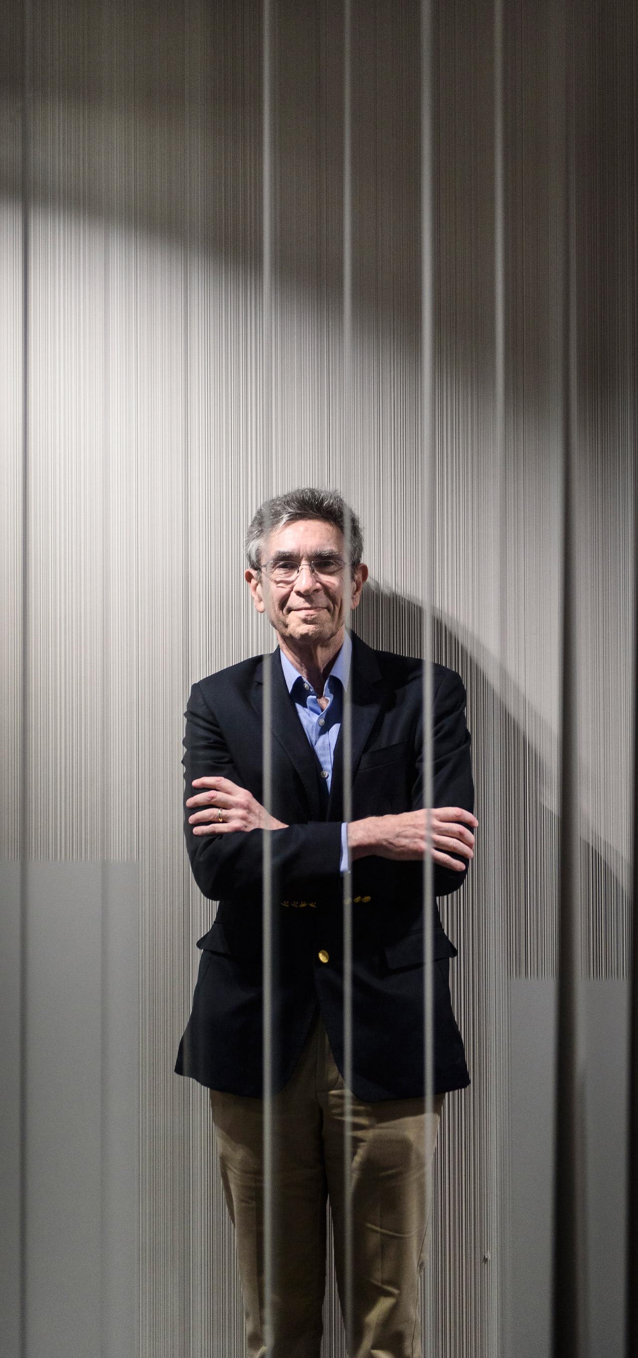 Robert Kefkowitz, Nobel de Qu�mica 2012.