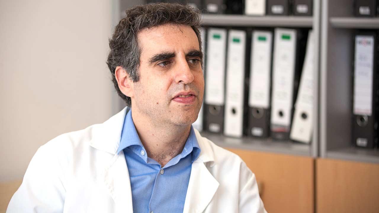 Manel Esteller, director del Instituto de Investigación Josep Carreras, investigador ICREA y catedrático de la Universidad de Barcelona.