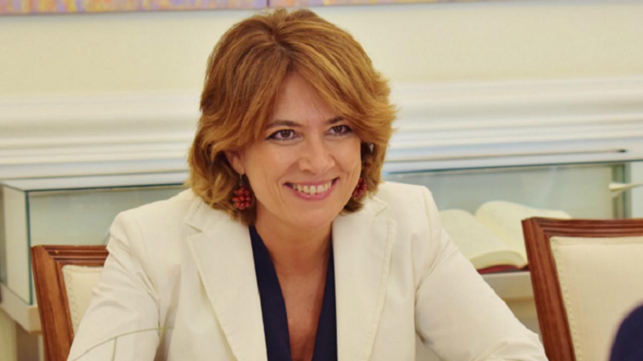 Dolores Delgado, Fiscal General del Estado.