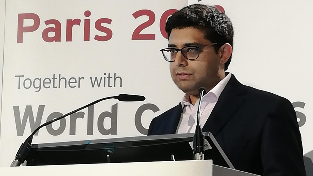 Dipak Kotecha, del Instituto de Ciencias Cardiovasculares de la Universidad de Birmingham. Javier Granda
