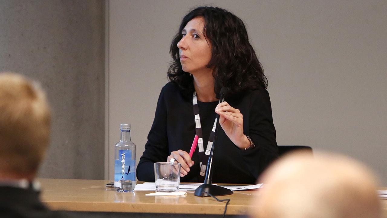 Raquel Sánchez-Valle, secretaria del Grupo de Estudio de Conducta y Demencias de la Sociedad Española de Neurolog�a.