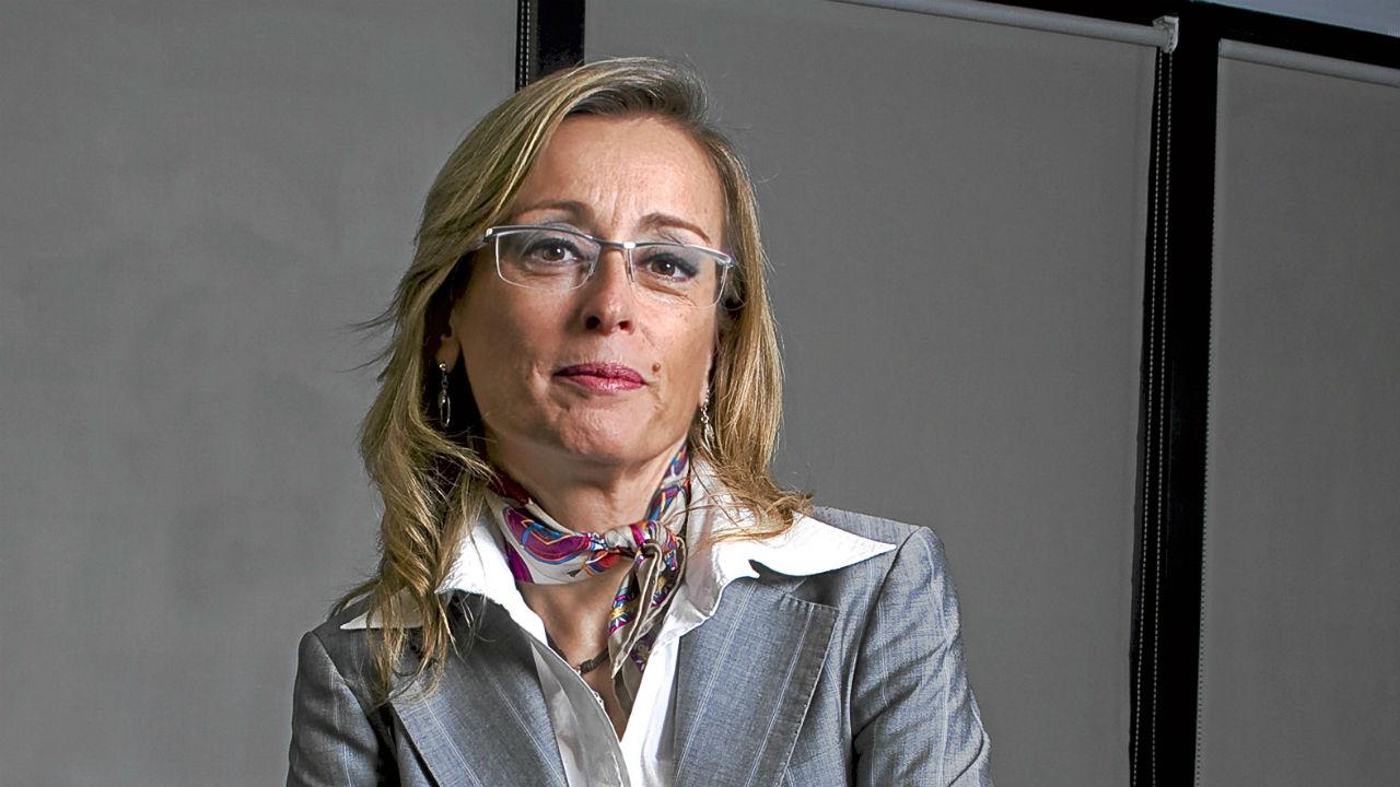 Aurora Berra, presidenta de Aelmhu.