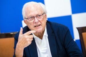 Carlos Camps, de la Fundación ECO.